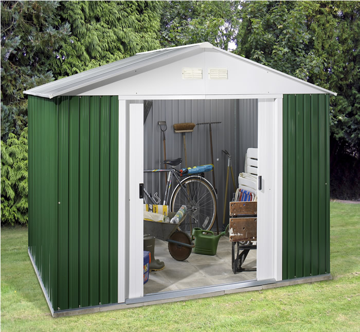 metal sheds pros and cons 3