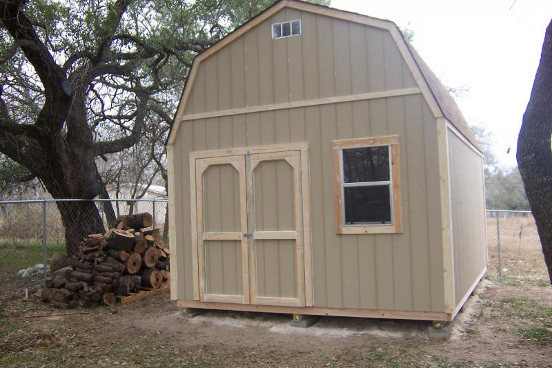 How to Build a Barn Shed – Basics of Building Your Own | Shed Blueprints