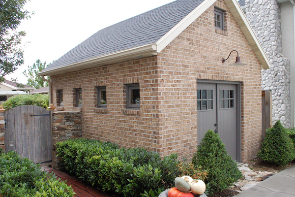 Build a Storage Building: A Five Step Guide for Building a Brick Shed ...