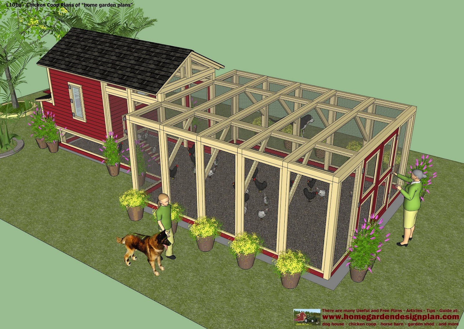 Chicken shed plans why a plan is important for building for Plans chicken coop