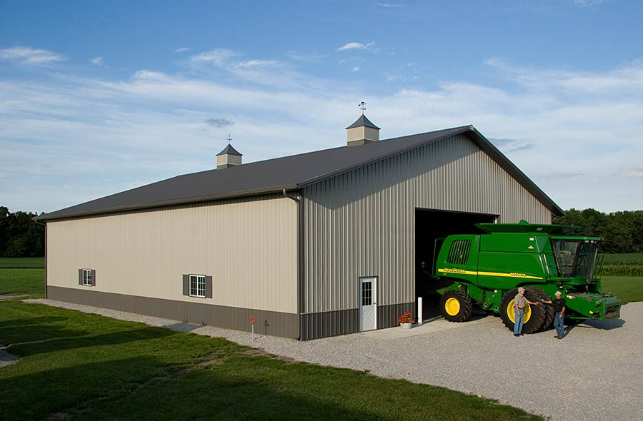 Cool storage sheds minimalist for Farm shed ideas