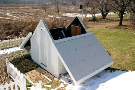 Cool Storage Sheds