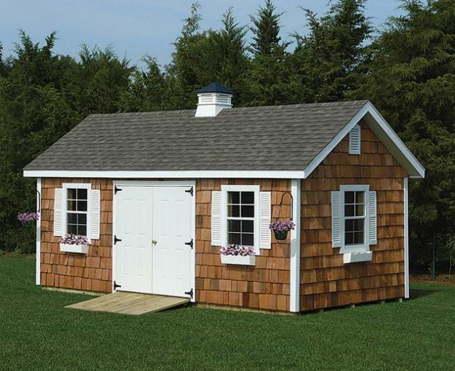 Custom Backyard Sheds : Benefits Of A Custom Designed Outdoor Shed  Shed Blueprints