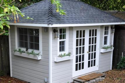 Custom garden shed plans goehs for Design and build your own shed