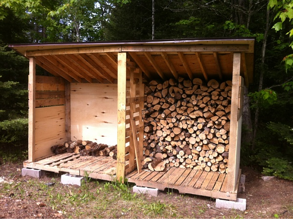 Free wood shed plans ended up costing me a whole load of for Free outbuilding plans