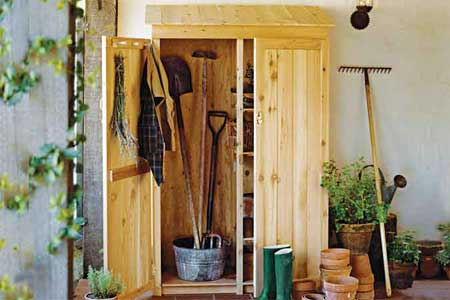 Shed Plans Online: Sheds and Accessories For Garden Tool Storage ...