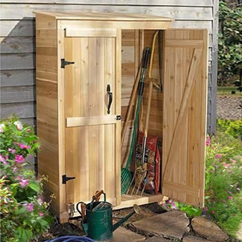 Shed blueprints sheds and accessories for garden tool storage for Tools for backyard gardening