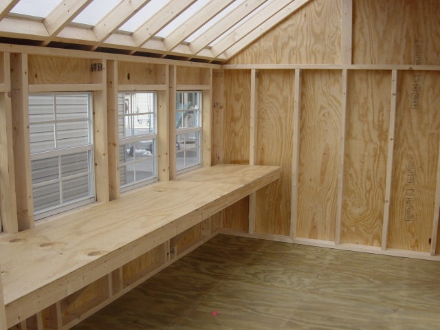 Greenhouse shed plans the right tool for the right job for Storage building designs