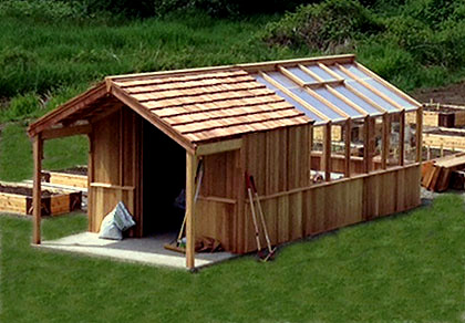 greenhouse shed plans the right tool for the right job shed