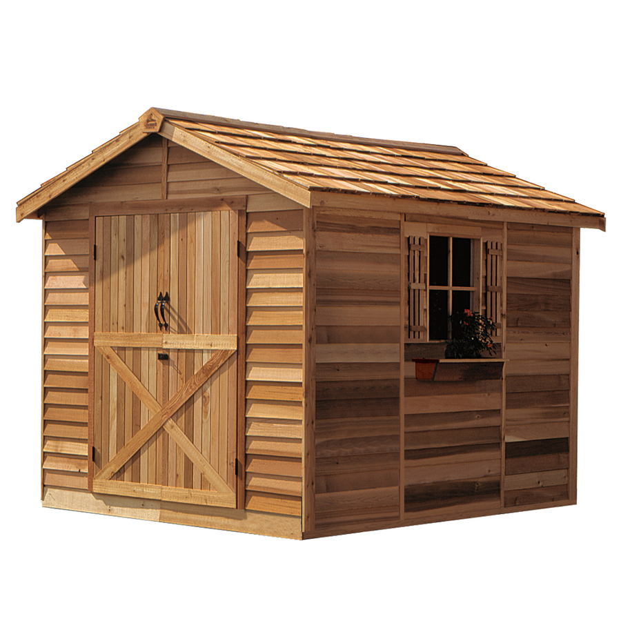 Gambrel Storage Shed Plans Shed Blueprints