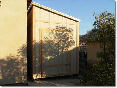storage shed with loft plans