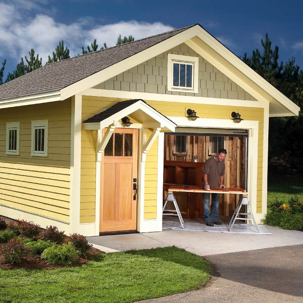 Live in a shed shed blueprints for Live in barn plans
