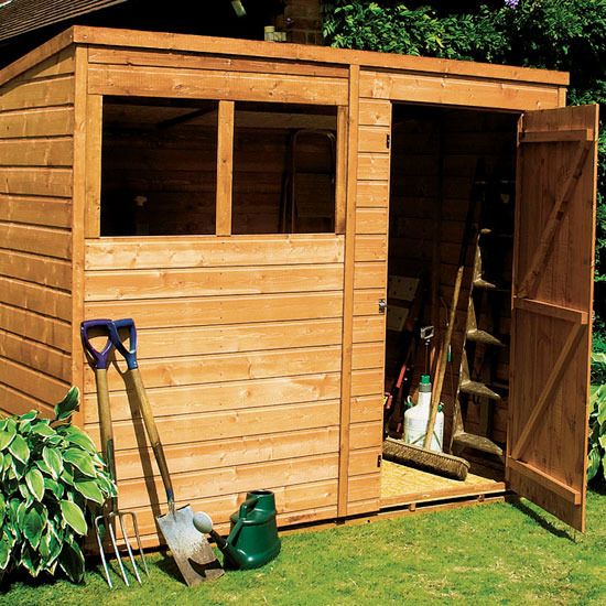 Modern backyard shed designs shed blueprints for Modern garden shed designs