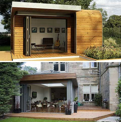 Modern Backyard Shed Designs | Shed Blueprints