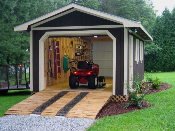 Outside Shed Ideas : Specific Use Outdoor Shed Designs  Shed Blueprints
