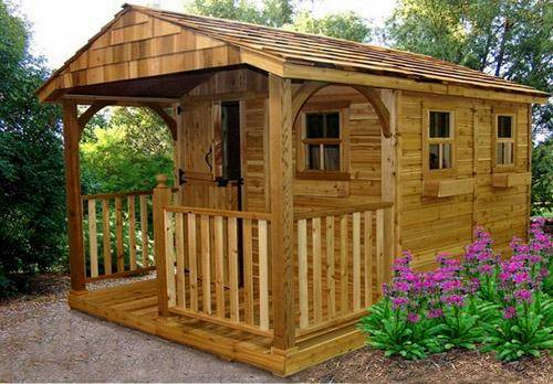 Outdoor Shed Designs