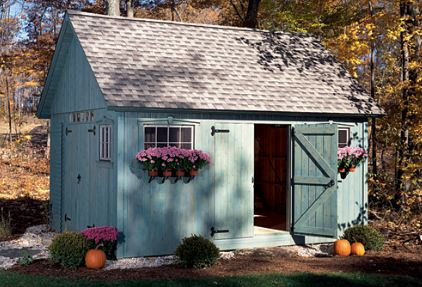 The Best Outdoor Storage Building Plans Fun And Easy To