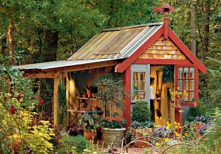Potting Shed Designs