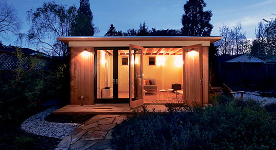 The easy way to construct your own shed using prefab sheds for Prefabricated garden buildings