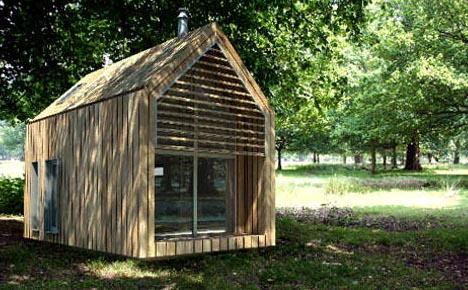 The easy way to construct your own shed using prefab sheds for Prefab garden sheds