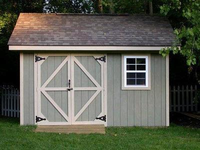 Backyard shed plans saltbox roof style shed shed for Saltbox barn