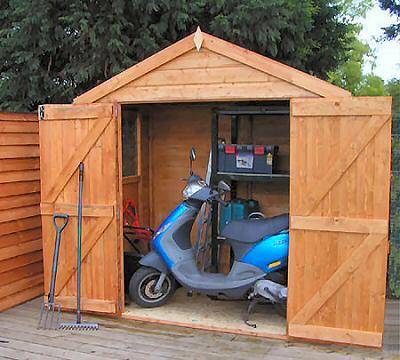Diy shed door