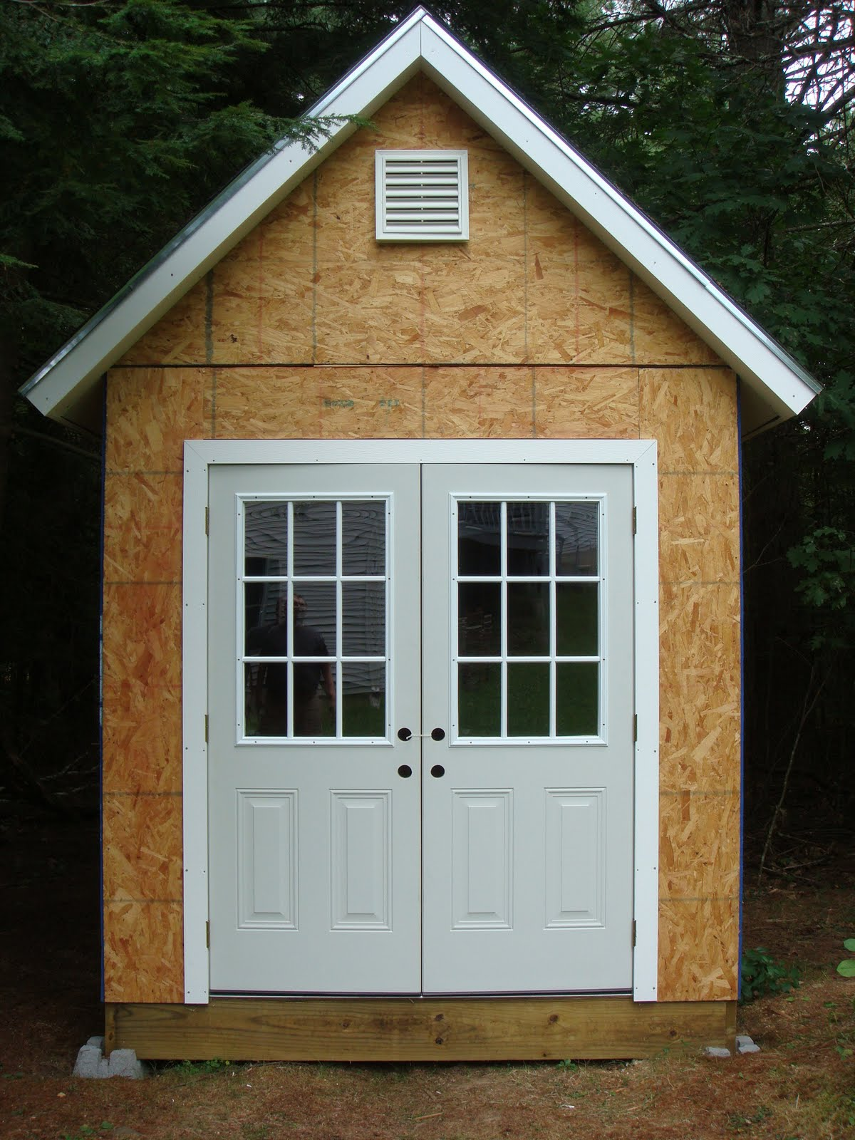 diy building shed door design tips shed blueprints On garden shed door designs