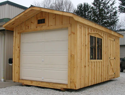 garage door for shedHow to Change Large Shed Plans to Include A Shed Garage Door