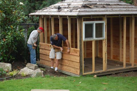 Shed Plans Can Have A Variety Of Roof Styles Shed Blueprints