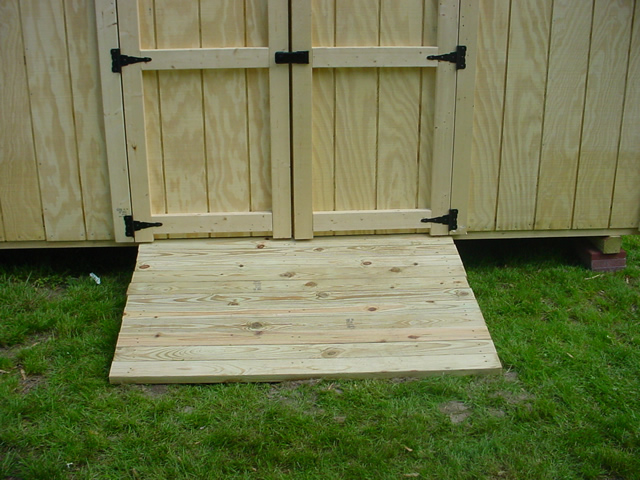 Outdoor Wood Storage Shed – Ramp Tips to Avoid a Fatal Injury | Shed ...