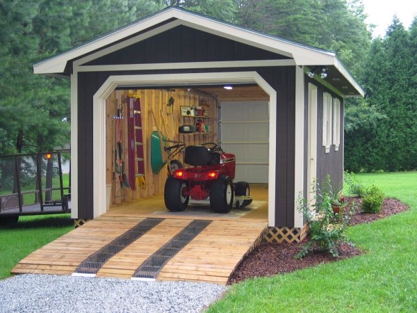 Types Of Sheds You Can Build Based On The Design Of The