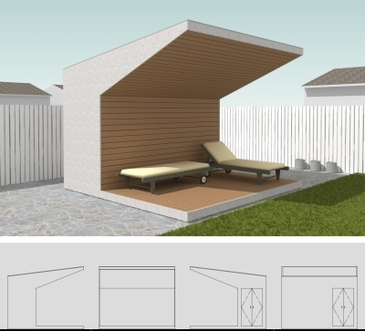 Types of Sheds You Can Build Based On The Design of The Roof Shed Blueprints