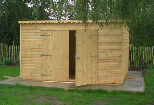Storage shed plans shed blueprints Design shed