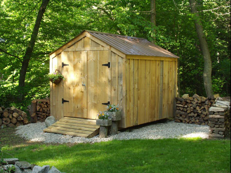 Tool Shed Plans – Designs To Consider When Choosing a Plan | Shed ...