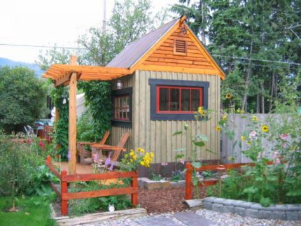 Tool Shed Designs