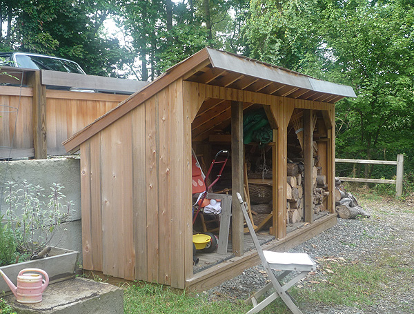 Woodwork how to build a wooden shed pdf plans for Building a shed style roof