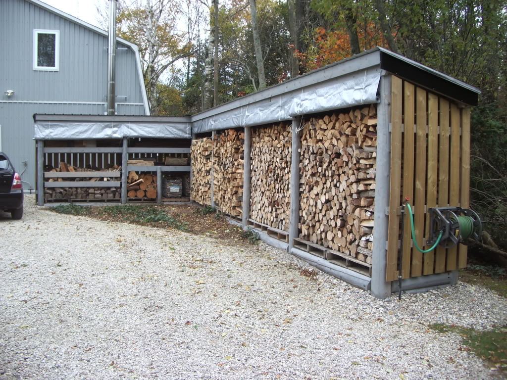 Wood Storage Shed Designs | Shed Blueprints