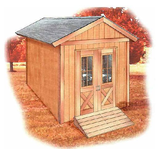 Choosing The Perfect Garden Shed: How To Choose The Perfect Wooden Shed Building Plan