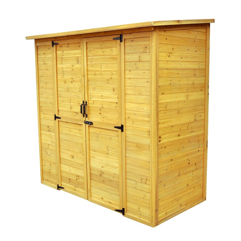 Wooden storage shed shed blueprints for Wooden garden storage shed