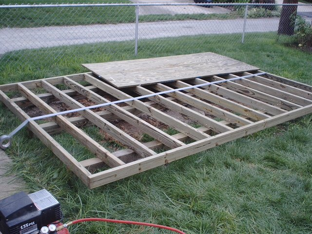 How to build a shed on skids shed blueprints for 10x14 shed floor plans