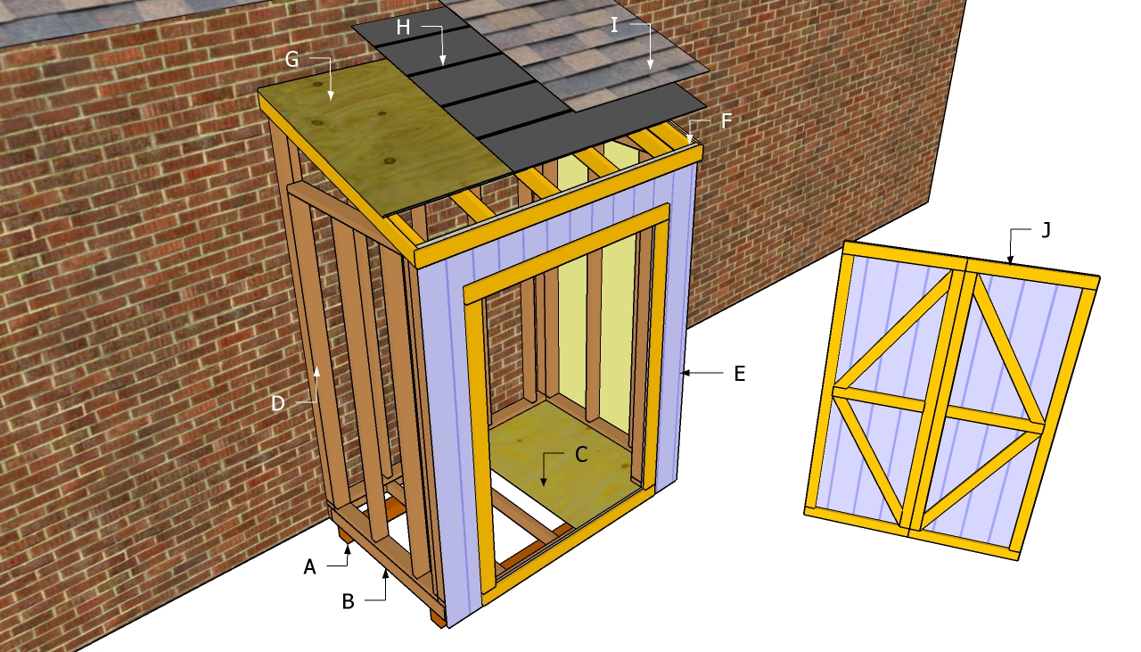Finding Free Shed Plans Online