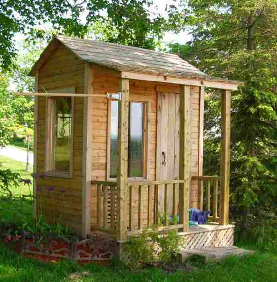 how to build a small garden shed | Quick Woodworking Projects