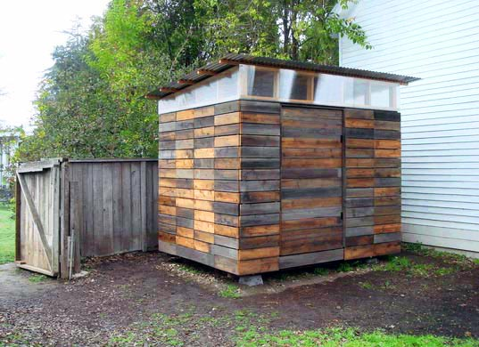 Garden shed designs shed blueprints for Modern garden shed designs