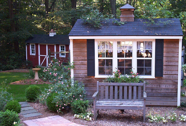 Garden Shed Designs | Shed Blueprints