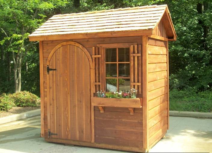 Build Your Own Garden Shed Plans | Shed Blueprints
