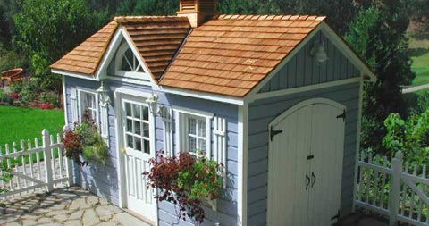 What'S Important About Designs For Garden Sheds? | Shed Blueprints