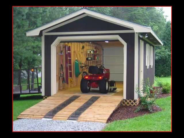 Large Shed Plans – Picking The Best Shed For Your Yard | Shed Blueprints