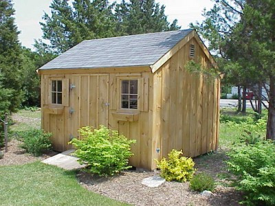 Storage Shed Designs