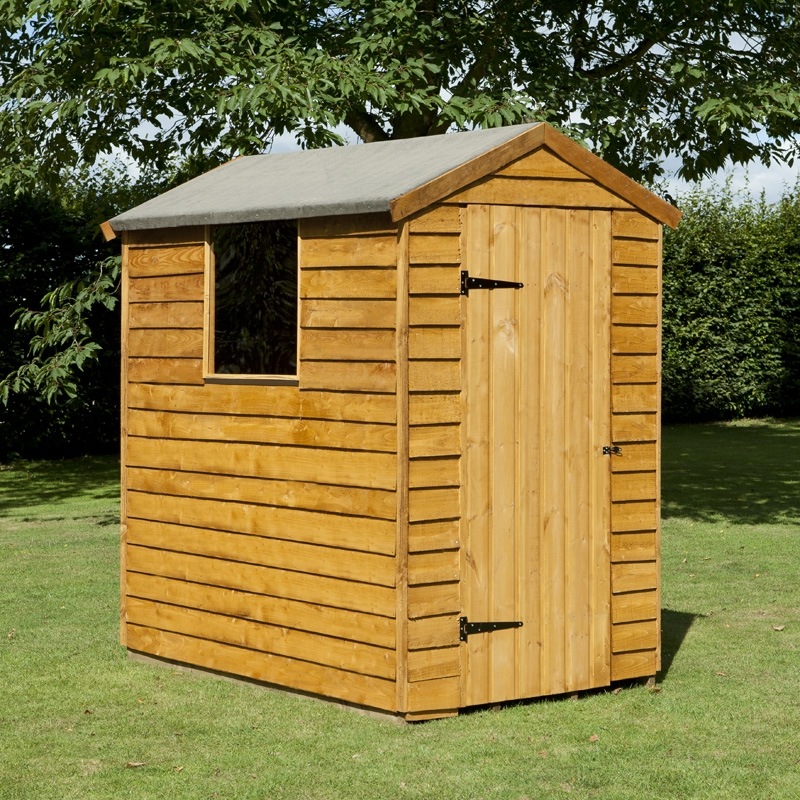 How To Build A Wooden Shed - Steps For Constructing A Shed ...