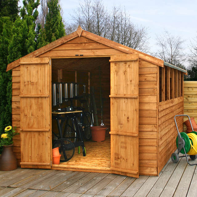 How To Build A Wooden Shed Steps For Constructing